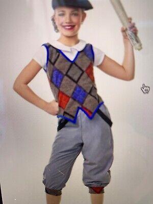 Dance Costumes Boys (Paper boy Seize the day! Theatre/Dance Newsie)