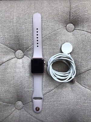 Apple Watch Series 2 Rose Gold 38mm