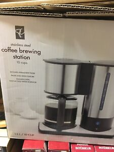 New coffee makers