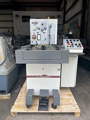 Sunnen Ec-3500 Power Stroked Honing Machine 1997 Gmt-2599