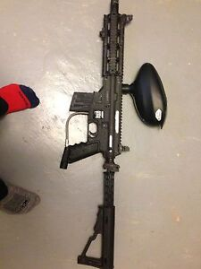 Tippman Sierra One paintball marker