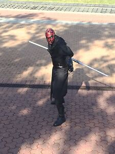 Star Wars Darth Maul Hand made Sith robes Girraween Parramatta Area Preview