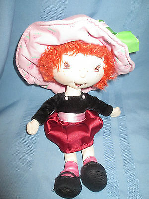 2003 Ban Dai Strawberry Shortcake 10 Plush Stuffed Baby Doll  - $5.99