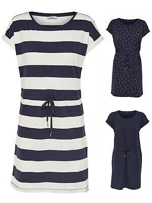 Only Damen Sommerkleid/ Kurzarmkleid – für Freizeit, Strand und Urlaub XS-XL NEU Anker Kleid