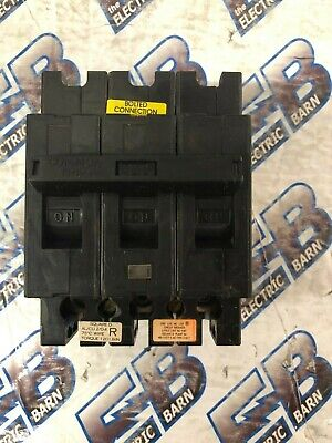 Square D Ehb34100 100 Amp 480 Volt 3 Pole Circuit Breaker- Warranty