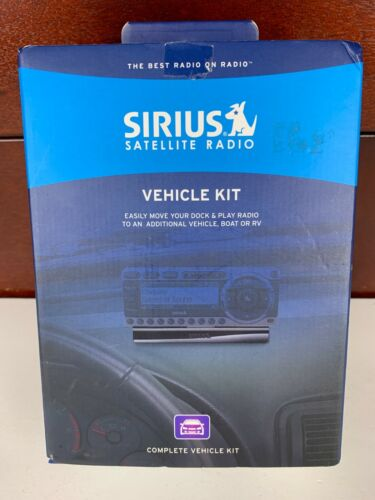 Sirius Satellite Radio Vehicle Kit - SUPV1