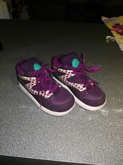 Girl's Reebok Shoes
