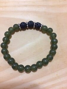 Aromatherapy Essential Oil Bracelets with Lava rock London Ontario image 4