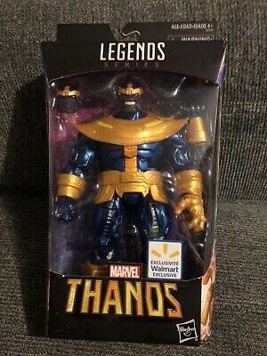 "MARVEL LEGENDS Thanos Walmart Exclusive Sealed 6"" Same Day FS"
