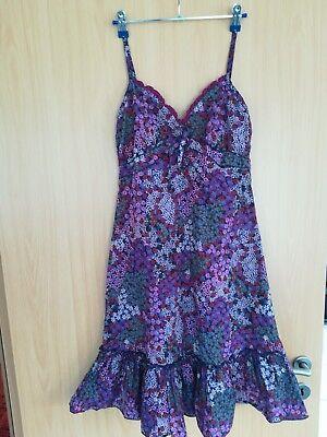 Tom Tailor Damen oder Mädchen Kleid, Farbe bunt, Größe 34 wenig getragen