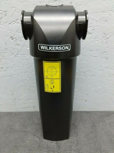 "WILKERSON 1 1/2"" COMPRESSED AIR WATER SEPARATOR 290 PSI"