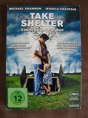 Take Shelter (2012) DVD Im Pappshuber
