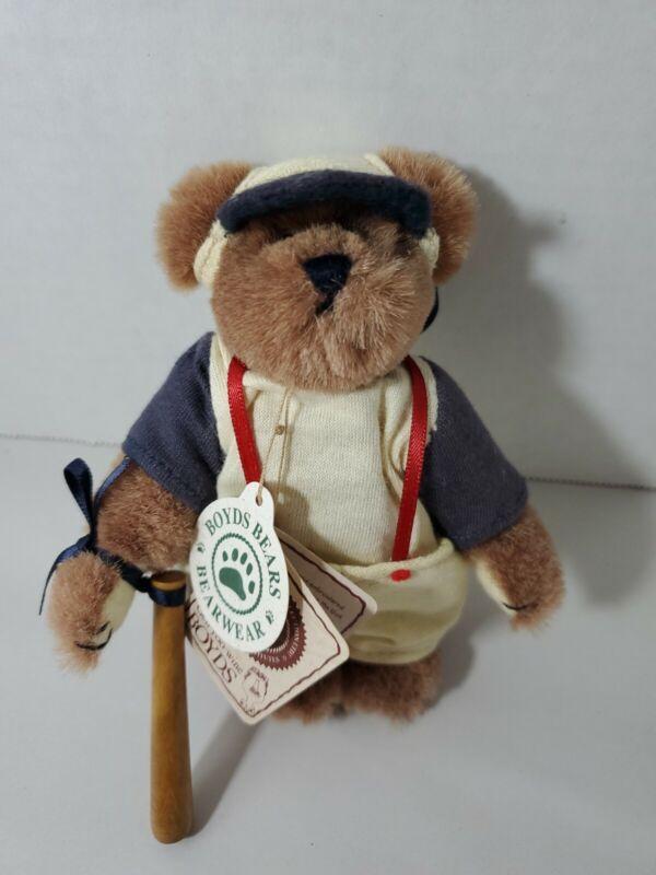 Boyds Bears BearShare Brady Swingenamiss Archive Collection #56301 6in Teddybear