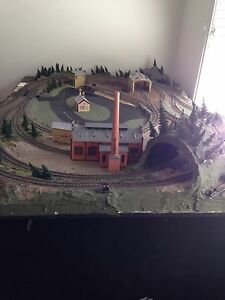 Model Train Layout and accessories URGENT SALE!!!! Springfield Gosford Area Preview