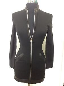 Vintage Black Versace Couture Jacket Double Bay Eastern Suburbs Preview