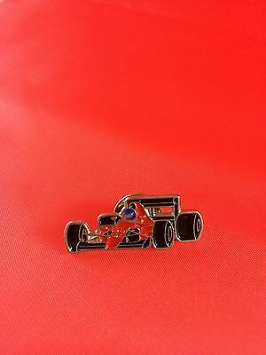 Formel 1 Rennwagen Pin Badge F1 Ferrari
