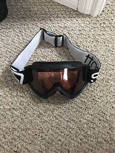 Two pairs of Goggles
