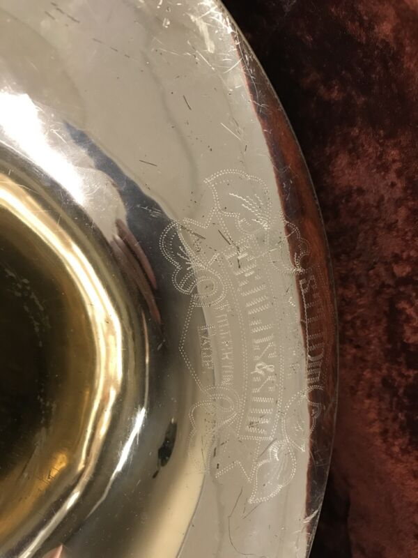 Olds Studio 3 Valve Baritone Horn Removable Bell SN: 646512 ***No Case***