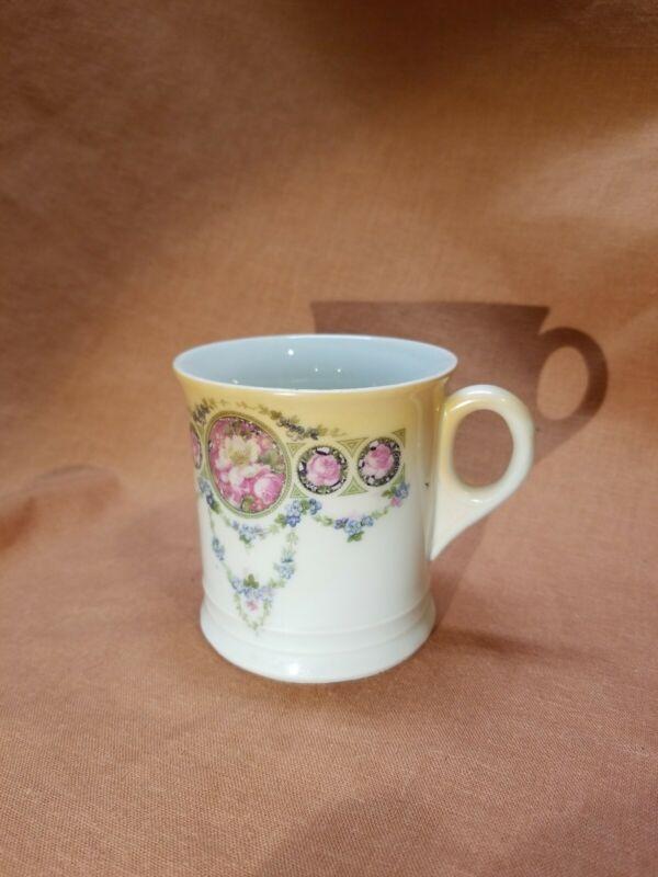 Vintage Porcelain Shaving Mug Made in Germany