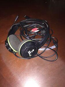 Turtle Beach XLa ear force headset for sale