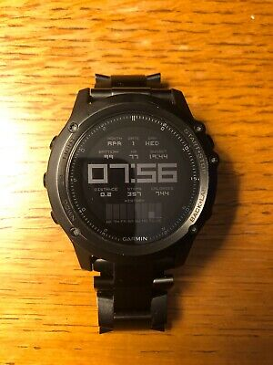 Garmin Fenix 3 HR Sapphire Watch GPS Sport Triathlon Fitness Running Cycling