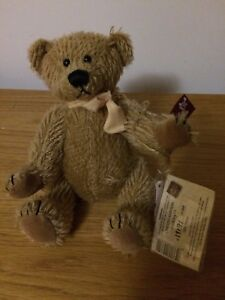 Buckley Bear by Russ Limited Edition (25000) Mohair Collection
