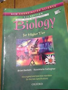 Biology for higher tier Beeliar Cockburn Area Preview