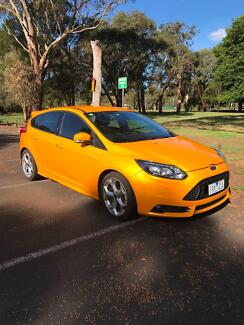 2013 Ford Focus ST LW MKII Croydon Maroondah Area Preview