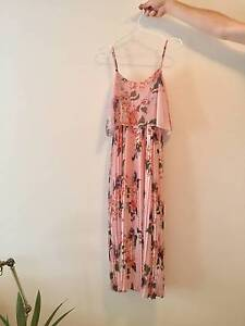 Retro-style pink dress brand new size small Edgecliff Eastern Suburbs Preview
