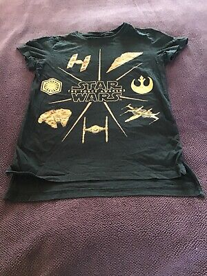 Next Star Wars t-shirt aged 10 Years