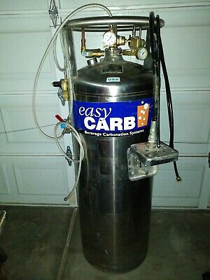 Co2 Liquid Holding Stainless Steel Commercial Bulk Co2 Vessel Sodabeer Systems