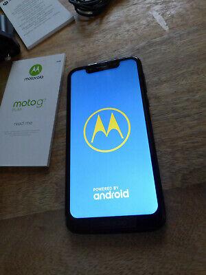 Motorola Moto G7 Play - 32GB - Deep Indigo (Unlocked) Smartphone (Dual-SIM)