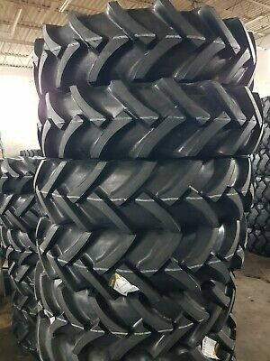 2-tires 2 Tubes 11.2x2411.2-24 Road C Knk50 - 12 Ply Tractor Tires 11224