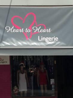 Retail Lingerie Shop