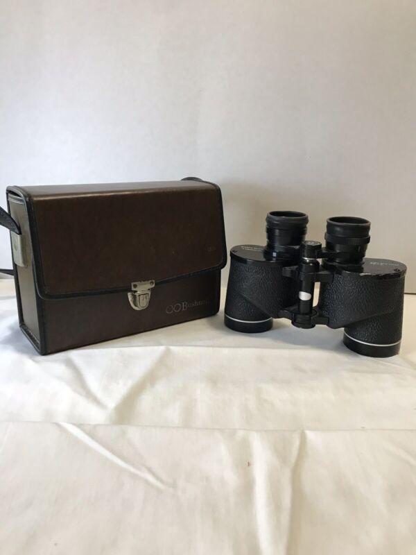 Bushnell Insta-Focus Binoculars with Case