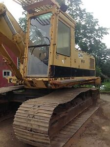For sale 235 Cat excavator
