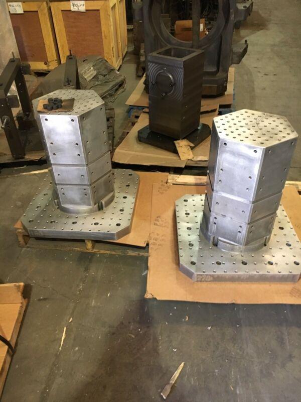Aluminum Tombstone Hexagon 630mm