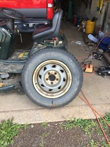 5 bolt winter tires for a s10