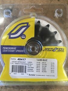 Sunstar 17 tooth front sprocket
