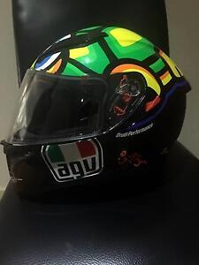 AGV K3 SV Tartaruga Helmet Lugarno Hurstville Area Preview