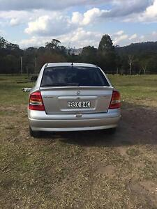 2001 Holden Astra Hatchback Clarence Town Dungog Area Preview