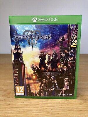 Kingdom Hearts 3 III XBOX ONE Game - Disney - Square Enix