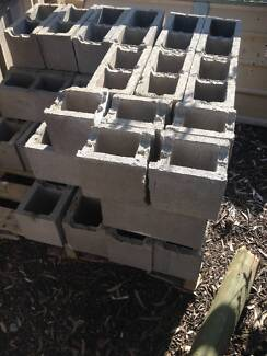 Concrete Besser Blocks 390 x 190 x 190 Sunbury Hume Area Preview
