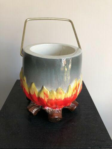 RARE Mauna Loa Detroit Cauldron Tiki Mug 1967
