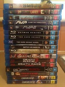Assorted Blu Rays Melton Melton Area Preview