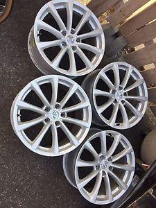 Infinity 18 inch Alloy Wheels 600$ obo