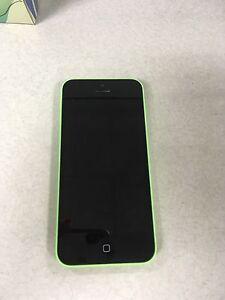 iPhone 5c green 16GB