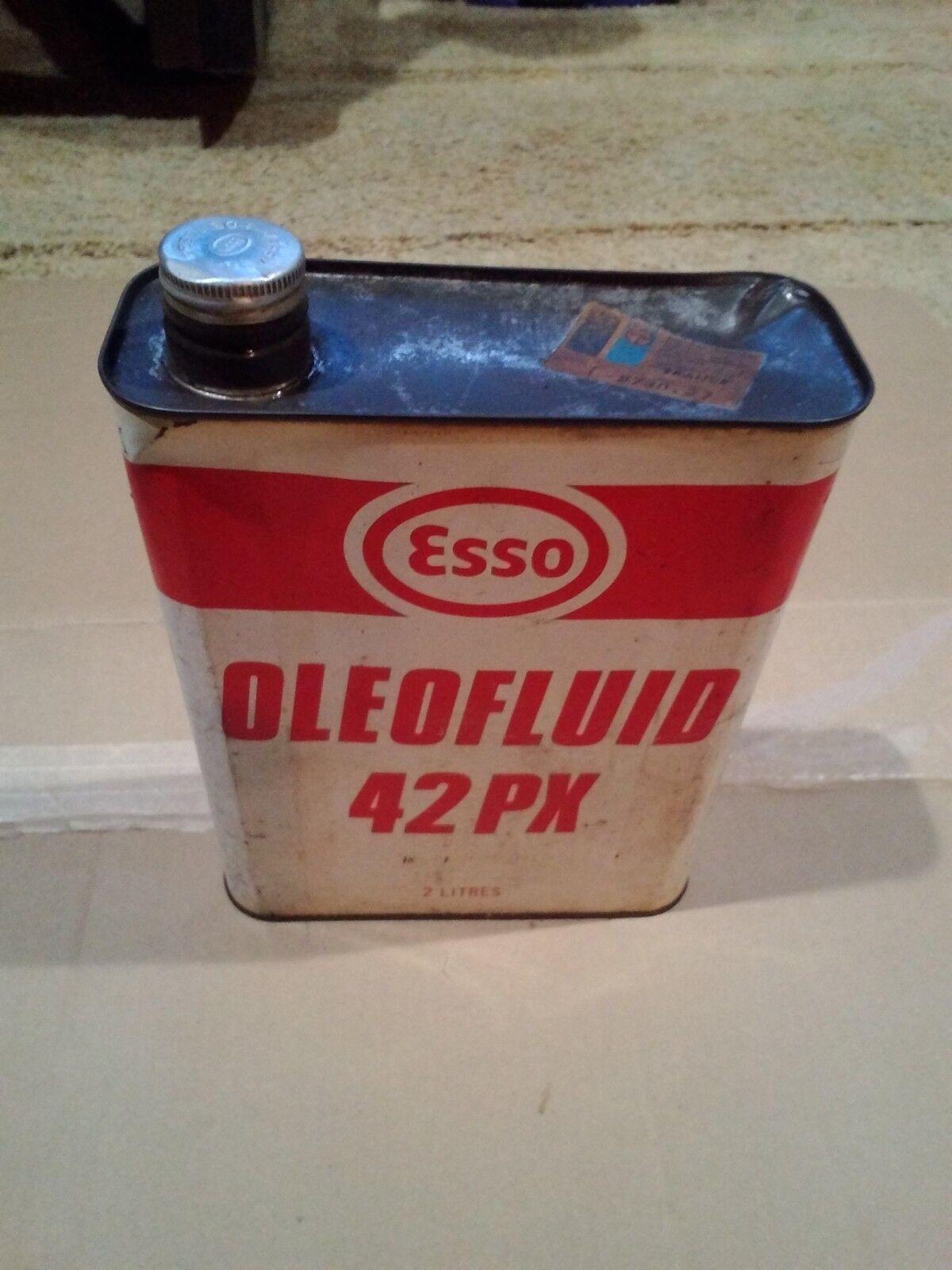 Esso Oleofuild  42PX