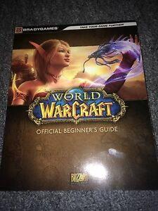 WoW World of Warcraft official beginners guide