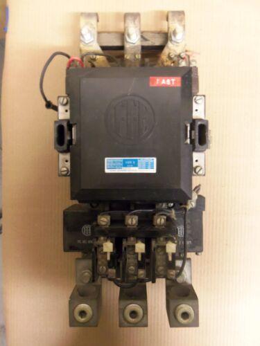 Siemens ITE Size 5 Motor Starter A203G 300 Amp 200HP 600v 120v Coil